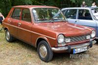 1976 Simca 1100 (front view)