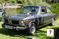 1972 BMW 1602 (front view)