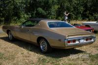1971 Dodge Charger 500 SE (rear view)