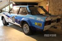 1980 Fiat 131 Supermirafiori Abarth Rallye (rear view)