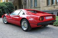 1977 Ferrari 308 GTB (rear view)