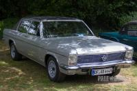 1976 Opel Diplomat 5.4 (front view)