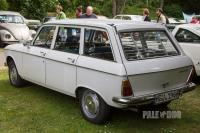1976 Peugeot 204 Break (rear view)