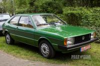 1974 VW Scirocco LS (front view)