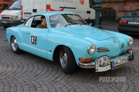 1974 VW 1600 Karmann-Ghia Typ 14 Coupé (front view)