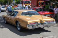 1972 Buick Riviera (rear view)