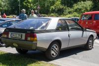 1982 Renault Fuego GTX (rear view)