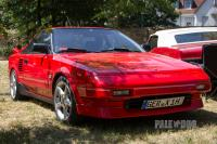 1986 Toyota MR2 (front view)