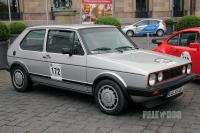 1983 VW Golf GTI (front view)