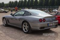 2000 Ferrari 550 Maranello (rear view)