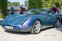 2000 TVR Tuscan Speed Six (front view)