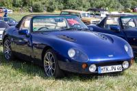 1993 TVR Griffith 500 (front view)