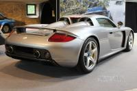 2004 Porsche Carrera GT (rear view)