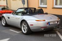 2001 BMW Z8 (rear view)