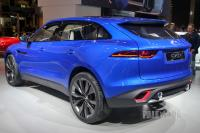 2013 Jaguar C-X17 (rear view)