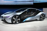 2011 BMW i8 Concept (front view)