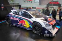 2013 Peugeot 208 T16 Pikes Peak (front view)