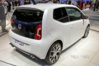 2011 VW GT up! Concept (rear view)
