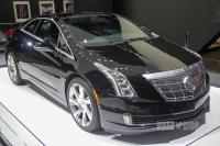 2013 Cadillac ELR (front view)