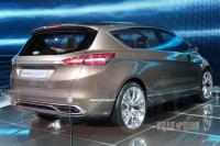 2013 Ford S-Max Concept (rear view)