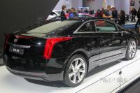2013 Cadillac ELR (rear view)