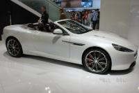 2011 Aston Martin Virage Volante (side view)