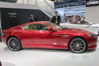 2011 Aston Martin Virage (side view)