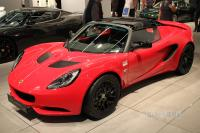 2011 Lotus Elise S (front view)