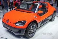 2011 VW up! Buggy Concept (front view)