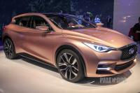 2013 Infinity Q30 Concept (front view)