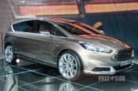 2013 Ford S-Max Concept (front view)