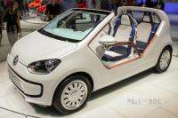 2011 VW up! Azzurra Sailing Team Concept (front view)