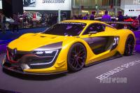 2014 Renault Sport R.S. 01 (front view)