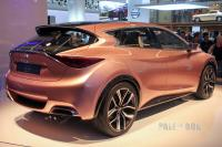 2013 Infinity Q30 Concept (rear view)