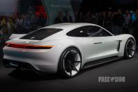 2015 Porsche Mission e (rear view)