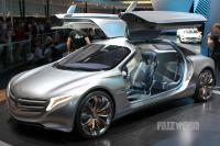 2011 Mercedes-Benz F 125! Concept (front view)