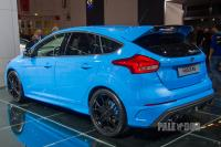 2015 Ford Focus RS (rear view)