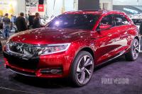 2013 Citroën DS Wild Rubis (front view)