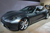 2011 Fisker Surf Concept Car (front view)