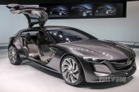 2013 Opel Monza Concept (front view)