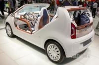 2011 VW up! Azzurra Sailing Team Concept (rear view)