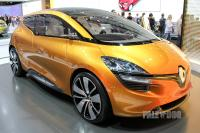 2011 Renault R-Space Concept (front view)
