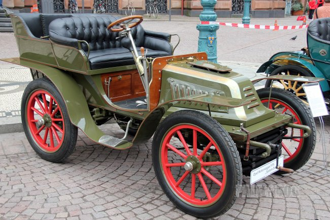 "1902 Opel 9 PS ""System Darracq"""