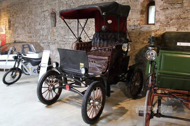 1904 Baker Electrics Runabout