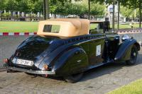 1936 Bentley 4¼ Litre Drophead Coupe by Mulliner (rear view)