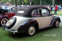 1939 Wanderer W24 Cabrio-Limousine (rear view)
