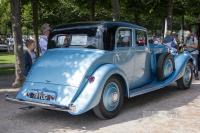 1933 Rolls-Royce Phantom II Continental Barker-Touring Saloon (rear view)