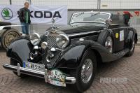 1937 Mercedes-Benz 540 K Cabriolet A (front view)