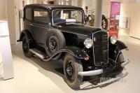 1936 Opel P4 Limousine (front view)
