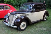 1939 Wanderer W24 Cabrio-Limousine (front view)